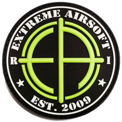 Extreme Logo Patch