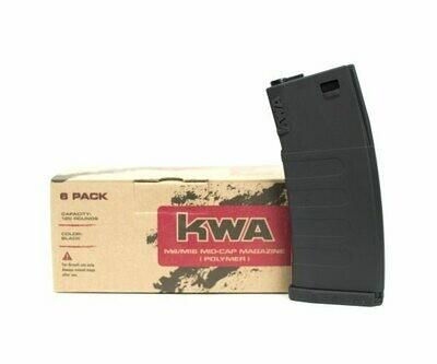KWA K120 120 Round Mid Cap Magazine