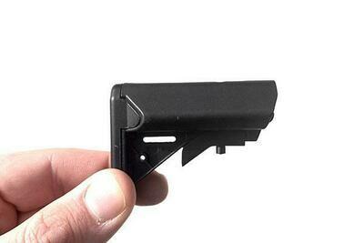 Mini AR Sopmod Stock