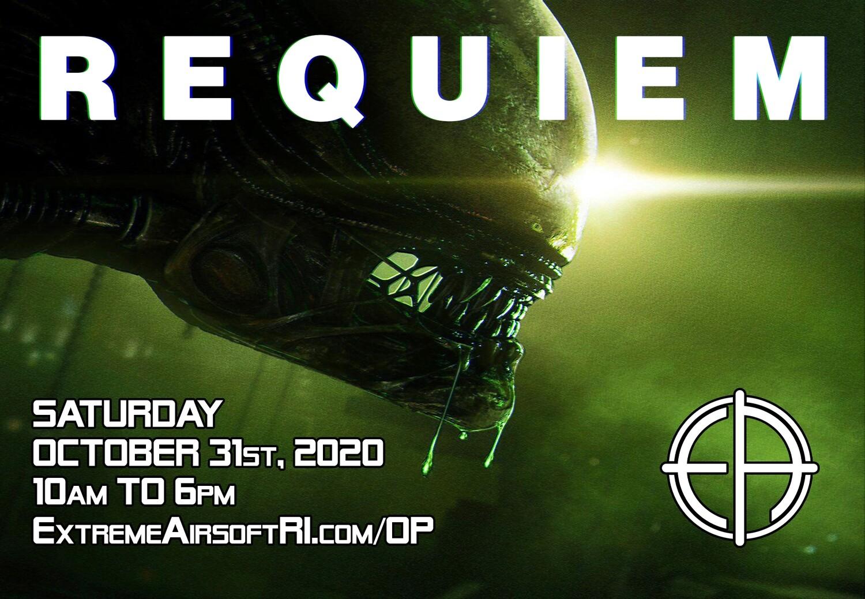 Op: Requiem Pre-Registration