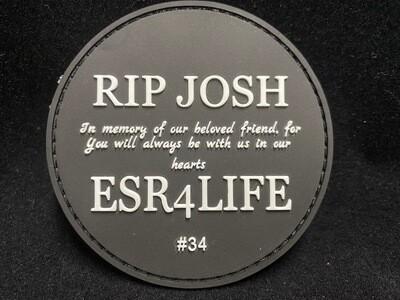 Josh Martin Memory Patch