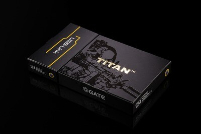 Gate Titan Advanced V2 (rear wired) w/USB Link