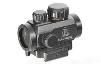 UTG CQB Micro R/G Dot QD