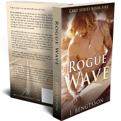 Rogue Wave Signed Paperback