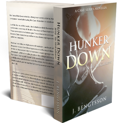 Hunker Down with the McKallisters Signed Paperback