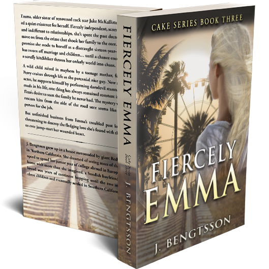 Fiercely Emma Signed Paperback