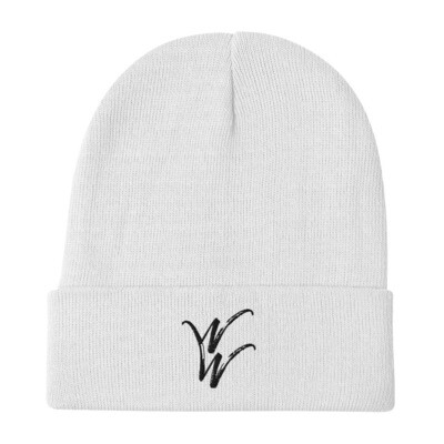 Wise Words Official Embroidered Beanie