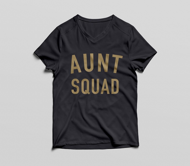 Aunt Squad Tee