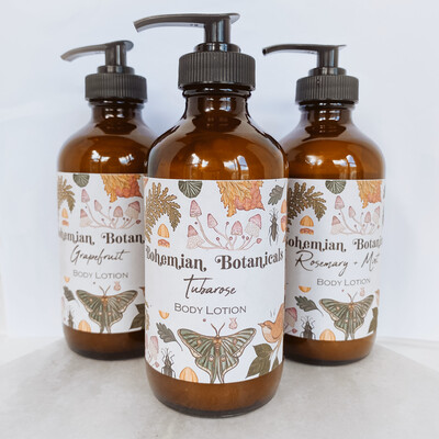 Botanical blend lotion