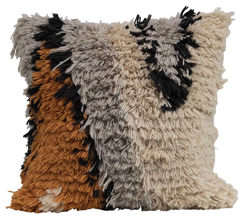 Shag Pillow df2344