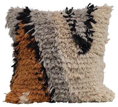 Shag Pillow df2344