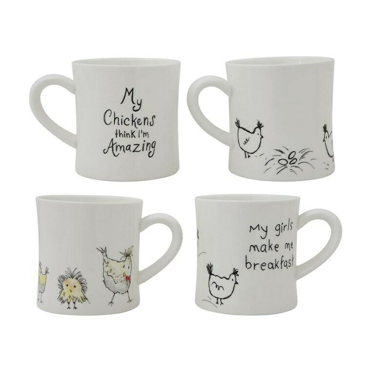 Chicken mug df1280a