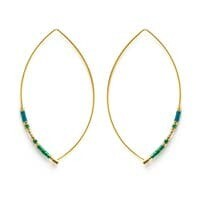miyuki beads gf marquis hoops 43mjb-ch