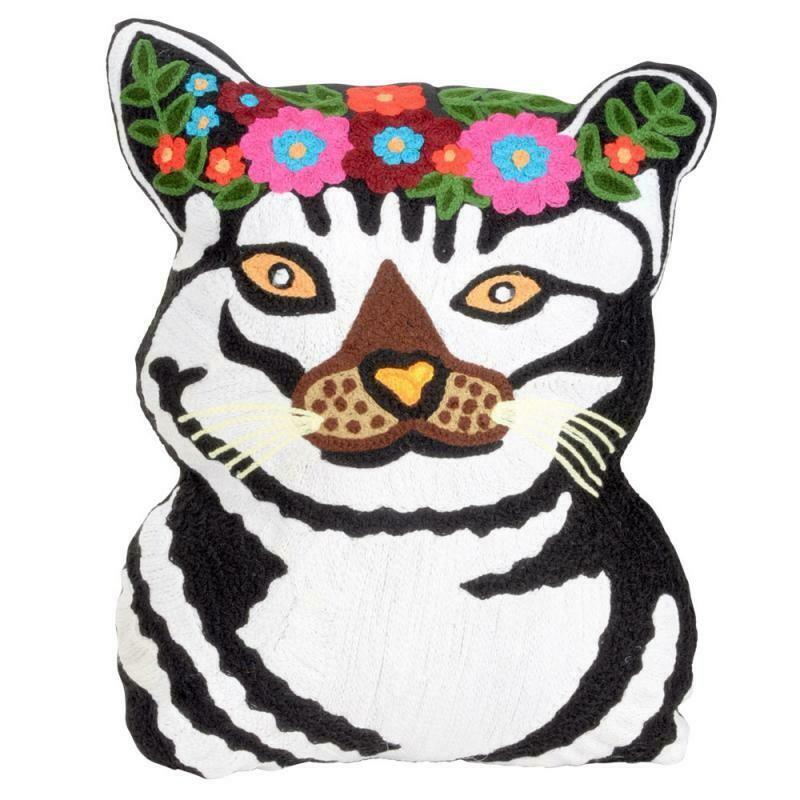Cat Pillow 93201