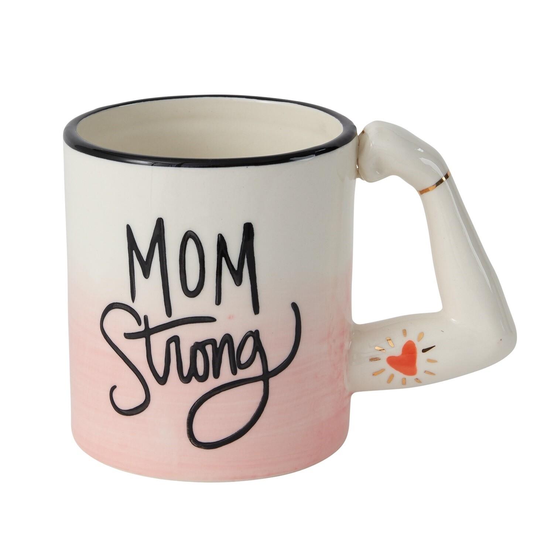 Mom Strong Mug 53485