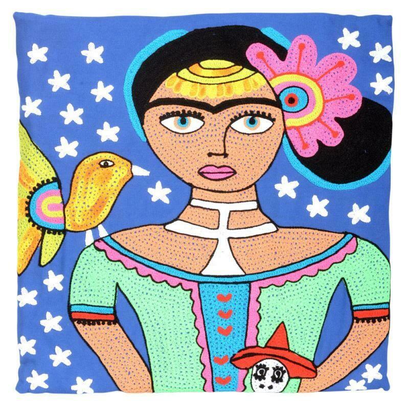 Freida Bird On shoulder 93221