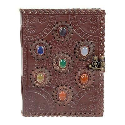 "Seven Chakra Journal 6""x 8"" 2933"