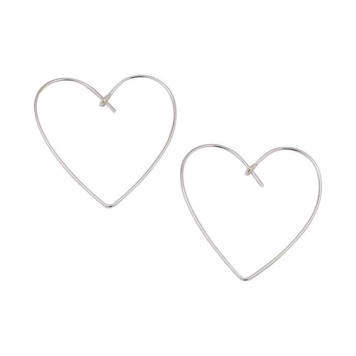 heart hoop 17whh