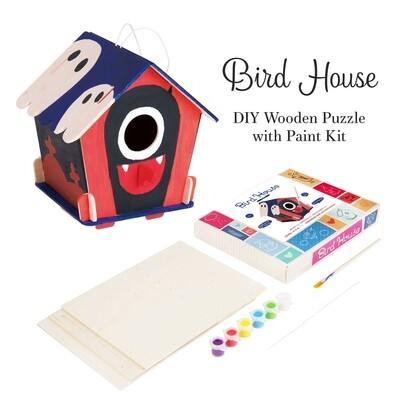 Wooden Birdhouse FY199
