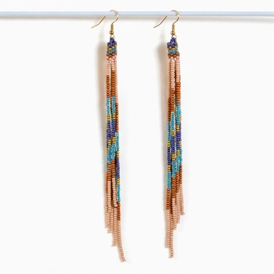 Beaded Fringe Dusters JEA453 (cloned)