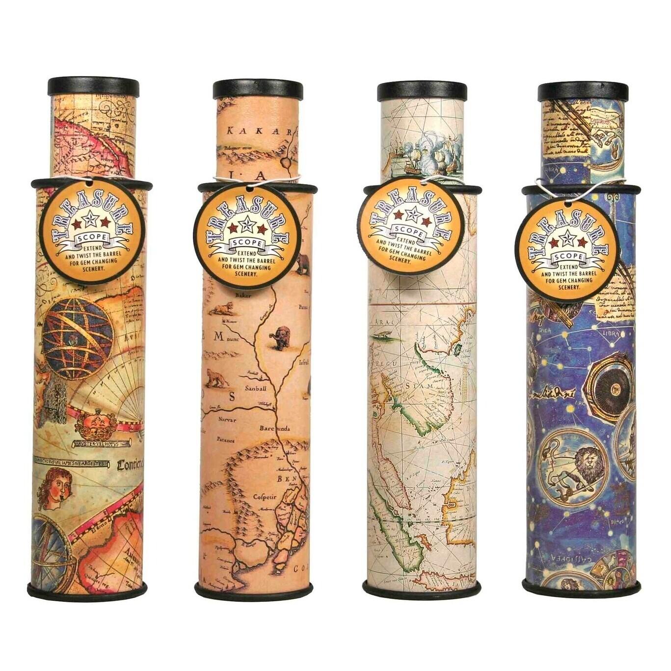 Treasure Kaleidoscopes ATY132