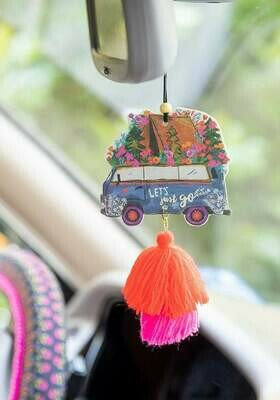 Air Freshener Let's Just Go AFR180