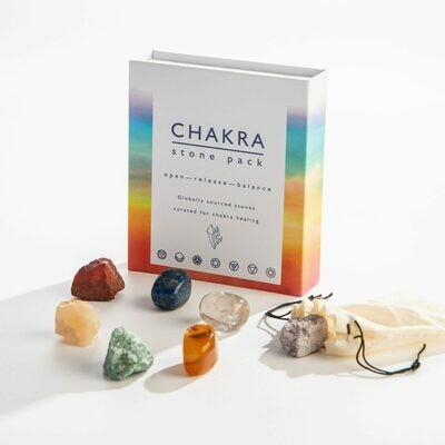 Chakra Stone Pack G5042