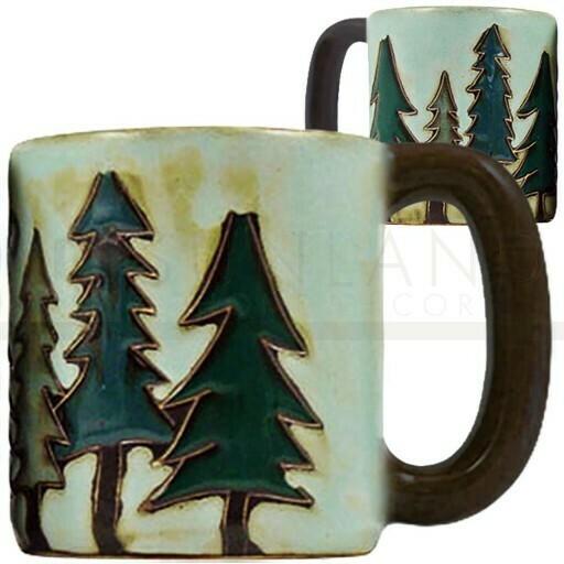 Mara Mug Pine Trees 510 K5