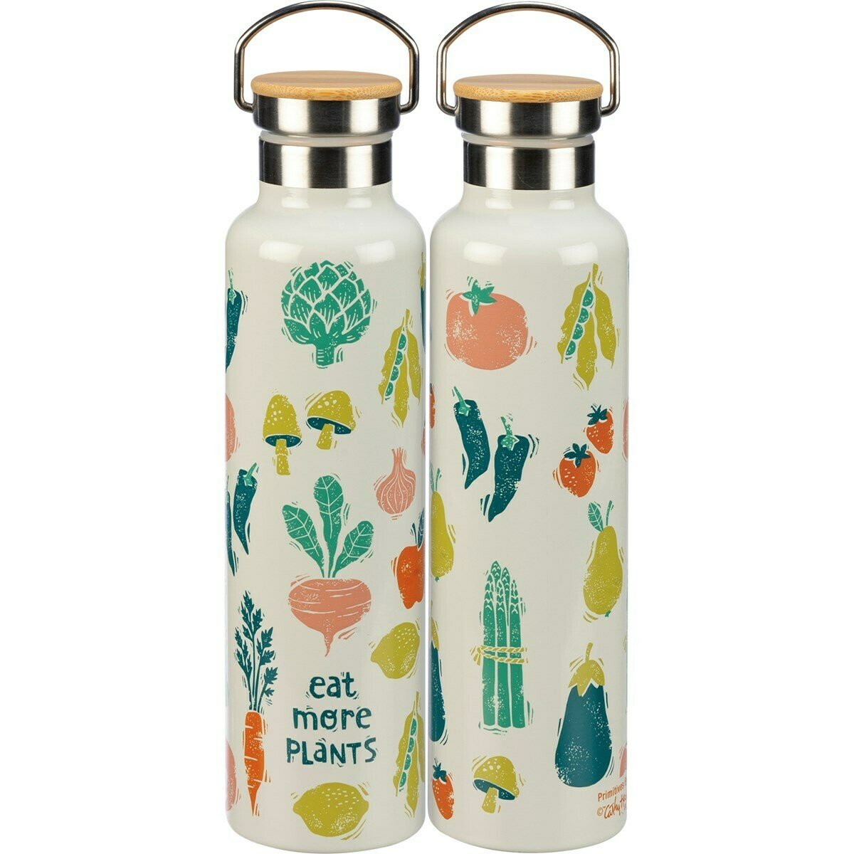 Insulated Bottle - More Plants 109119