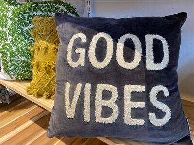 Good vibes pillow 103034