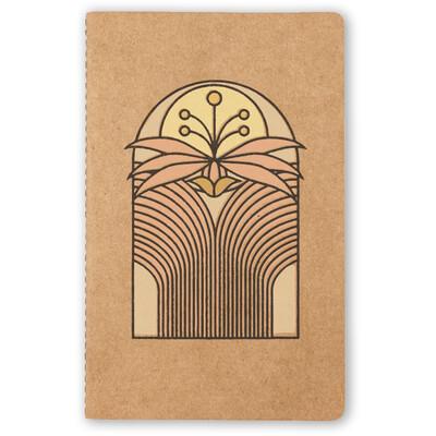 Desert Bloom Notebook