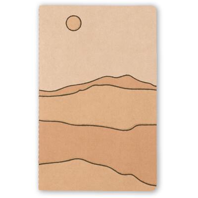 Sandscape Notebook