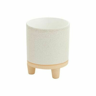 Delray footed pot small 92091