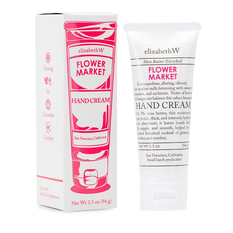 elizabethW Hand Cream- Flower Market