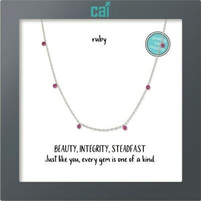 Silver Ruby 25814