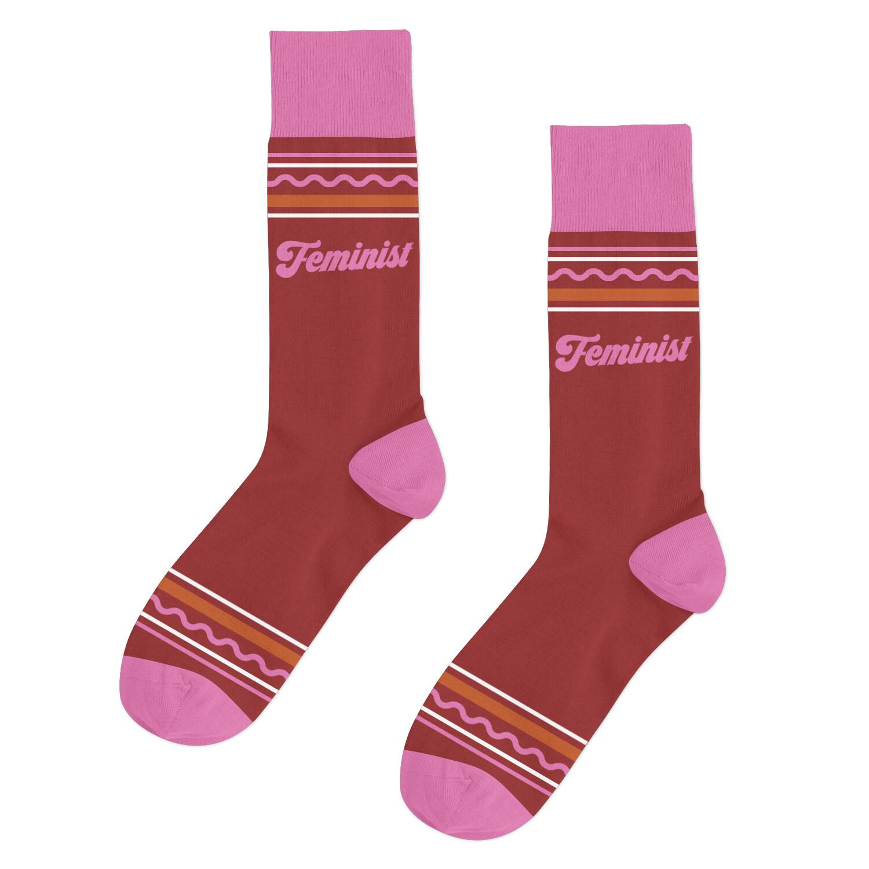 Socks Feminist 6269-1451