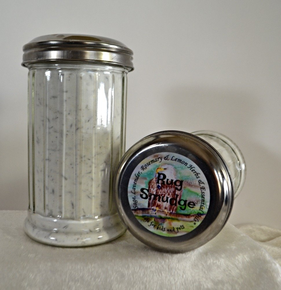 Rug Smudge & Freshener