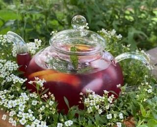Persian Passion Hemp Tea