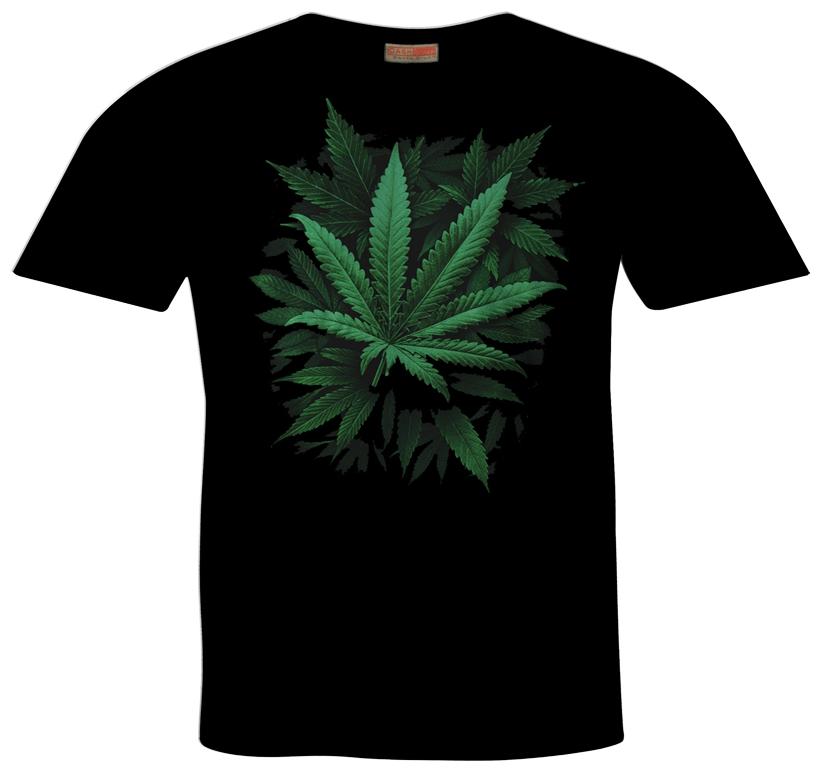 Hemp Leaf T-Shirt