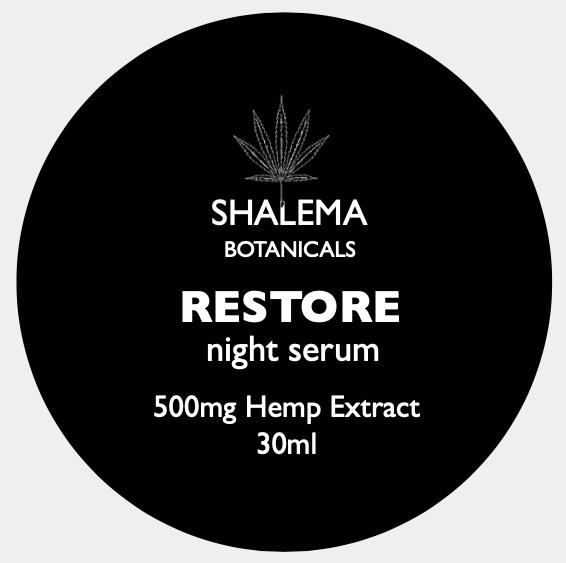 RESTORE Night Serum