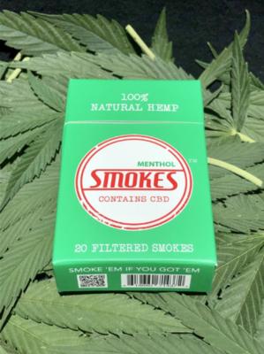 Hemp Smokes(Menthol)