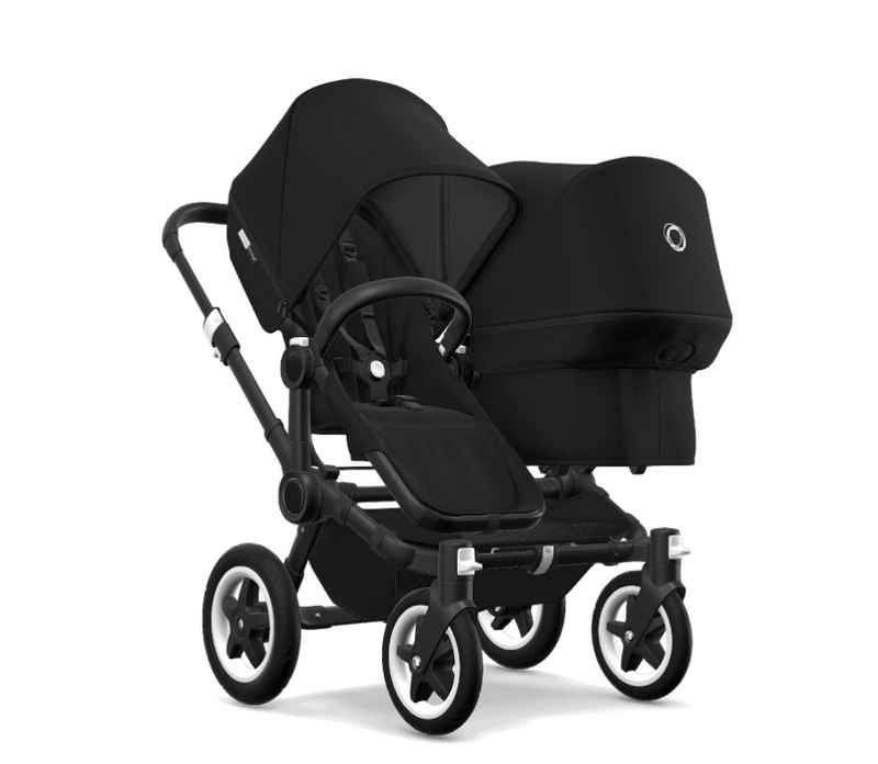 Bugaboo donkey2 duo complete Black Frame