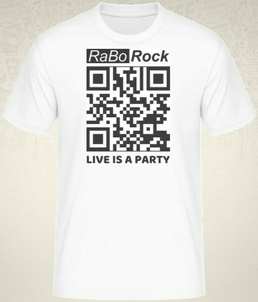 RaBo Rock  Fan T-Shirt