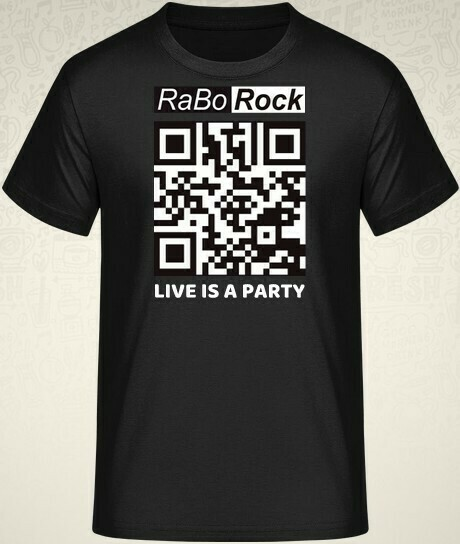 RaBo Rock  T-Shirt