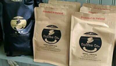 Hatter Brazil Oberon Ground Coffee