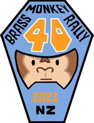 2021 Cloth Badge