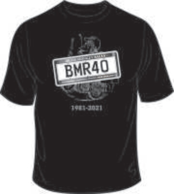 NUMBER PLATE T-SHIRT