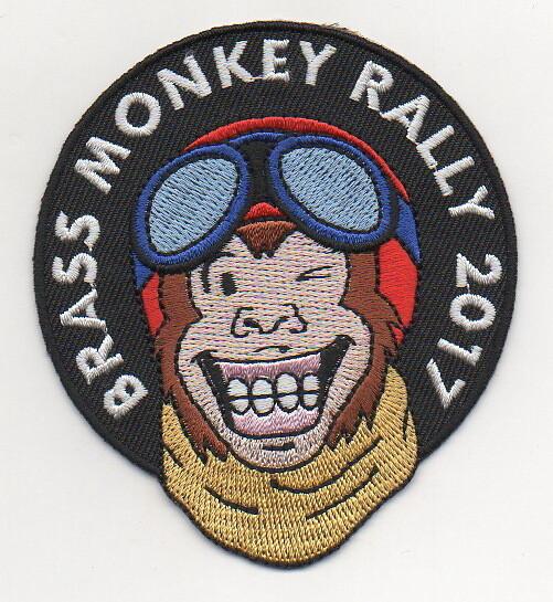 2017 Cloth Badge