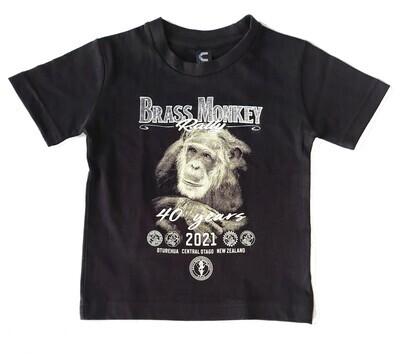 OLD MONKEY T-SHIRT - BABY SIZE 2X