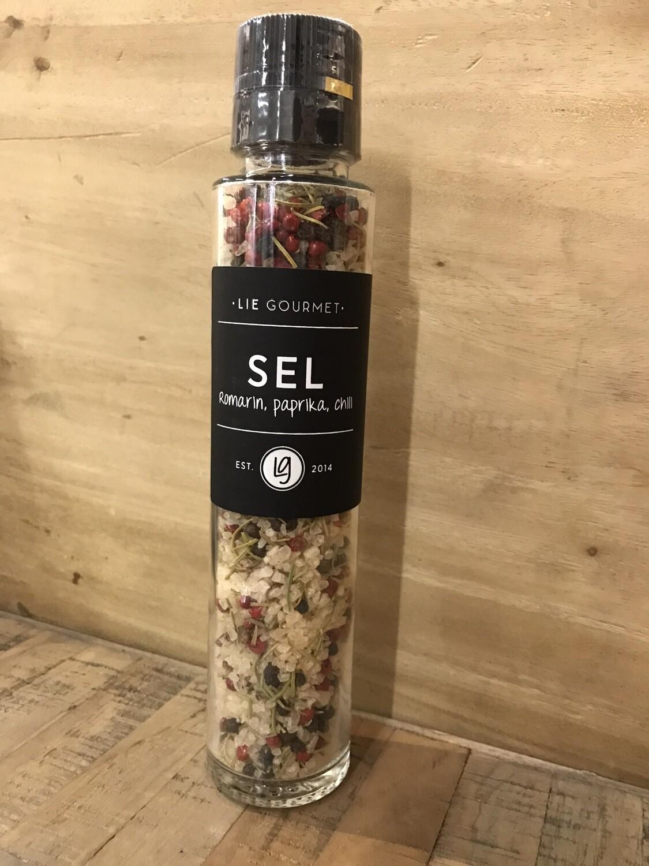 Lie Gourmet salt rosemary paprika